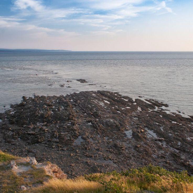 New Brunswick Coast, the bay of fundy. #photography #photo #photos #capture #newbrunswick #canon #instaphoto #art #artist #Rebelxt #photodaily #landscape #seascape #ocean #bayoffundy #fundy #travel #vacation #coastal #water #maritimes #canoncanada