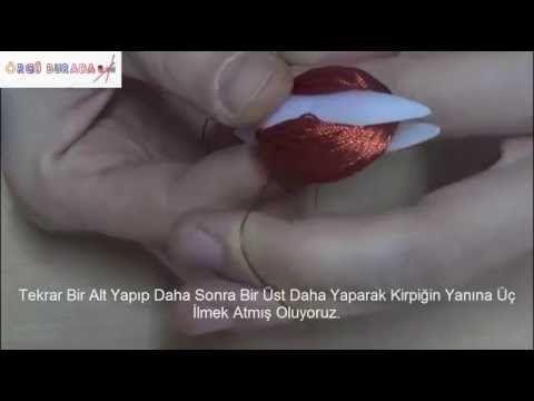 En Kolay Minik Mekik Yapımı - YouTube