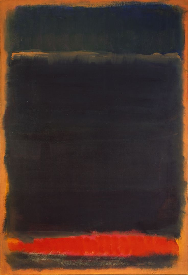 Mark Rothko produces some of Michael Kors's favorite art. See Mr. Kors and all his favorite things in My Stuff for Fanfair September 2014