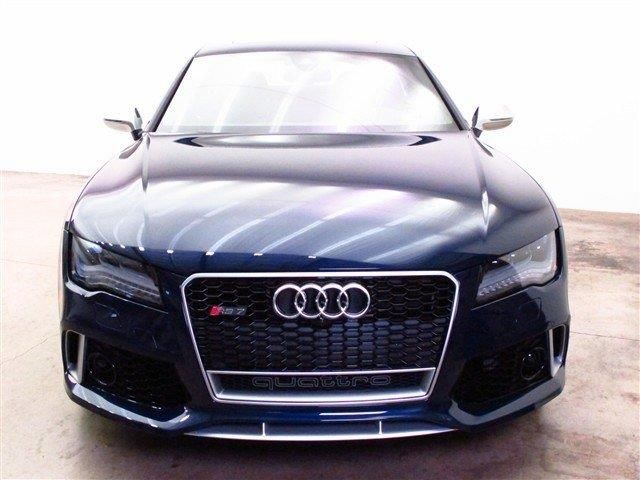 2014 Audi RS7 4.0TquattroPrestige AWD 4.0T quattro Prestige 4dr Coupe Coupe 4 Doors for sale in Riverside, CA Source: http://www.usedcarsgroup.com/used-audi-rs7-for-sale