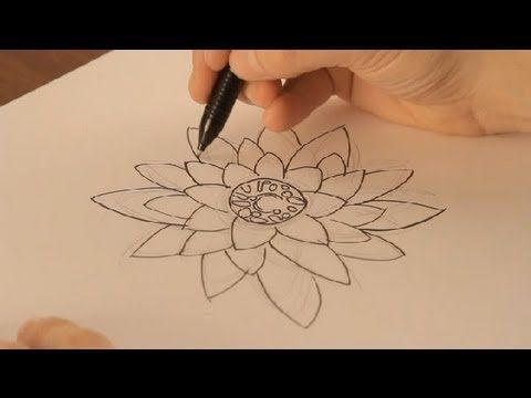 Ms de 25 ideas increbles sobre Dibujos de loto en Pinterest