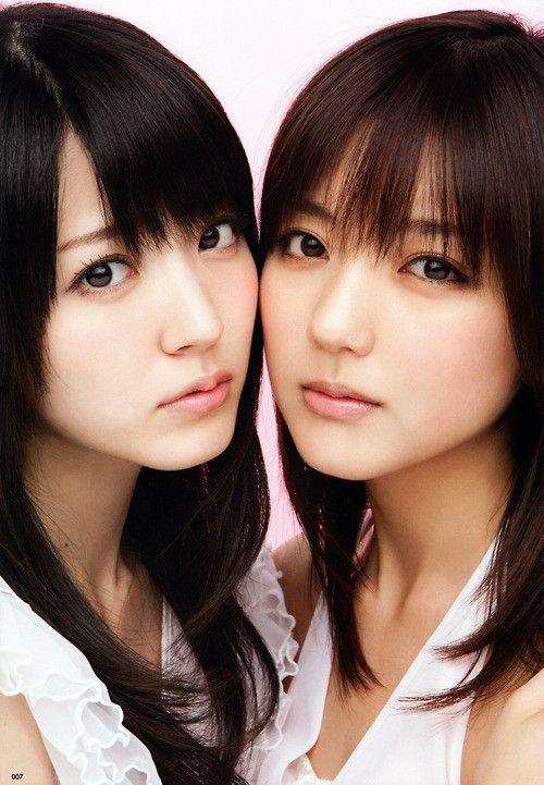 Airi Suzuki & Erina Mano
