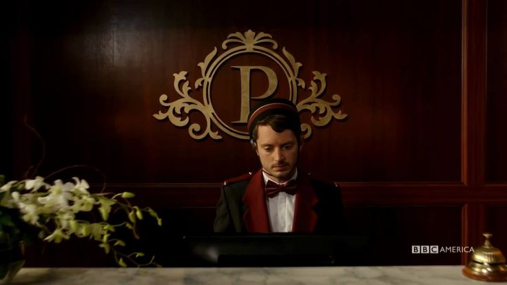 Dirk Gently's Holistic Detective Agency Series Trailer #DirkGentlysHolisticDetectiveAgency #SamuelBarnett #ElijahWood