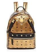 mcm-#backpack-dual-stark-#small-#metallic #Men#Fashion#Style