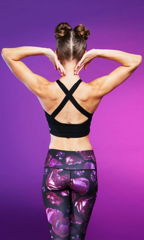 PopFlex Active collection - the perfect balance of beauty and classics for your yoga wear! Shop now at www.evolvefitwear.com.