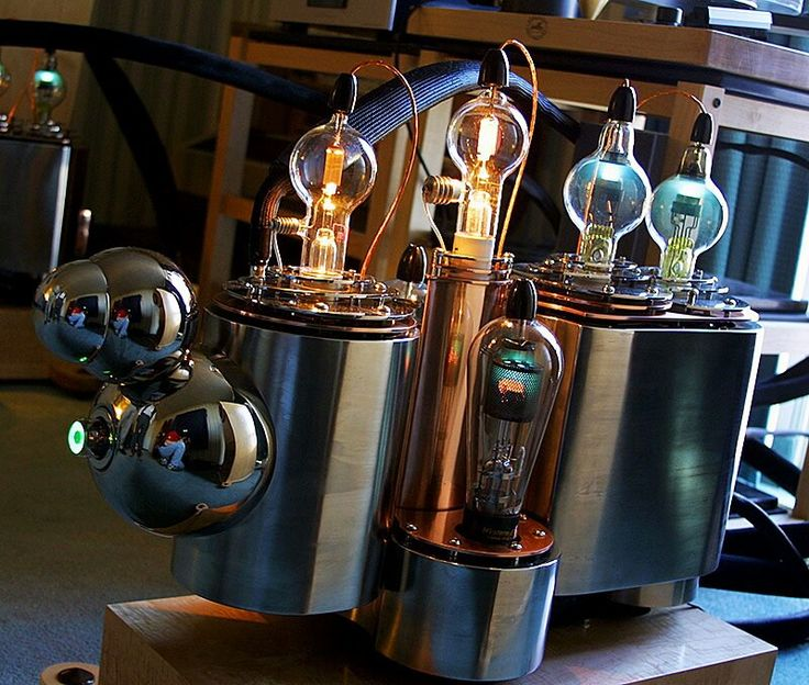 Can You Visit Industrial Light And Magic: 47 Best Vacuum Tube Diy Images On Pinterest