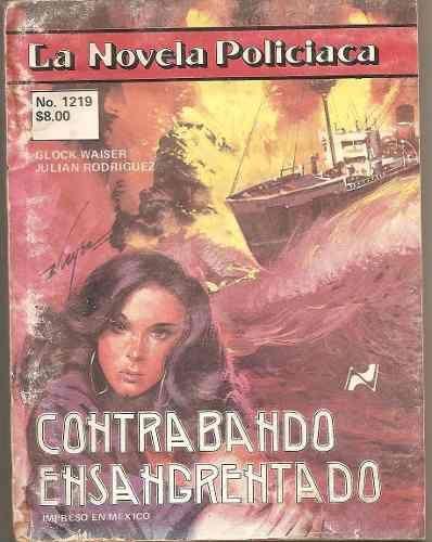 La Novela Policiaca Editada Por Novedades - $ 30.00