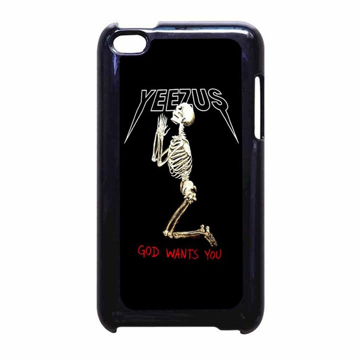 ... Six Ipod Touch 4 Case : Kanye West Yeezus, Kanye West and iPod Touch