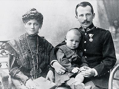 DIFFICULT CHILDHOOD photo | Pope John Paul II
