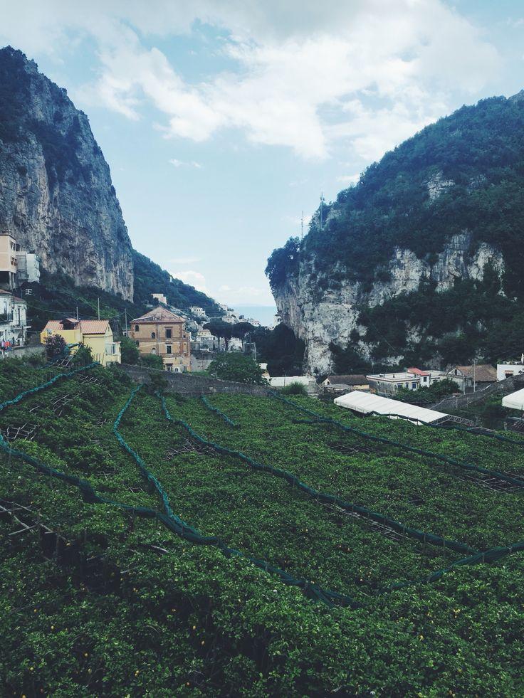 Amazing #Amalfi coast ☺️