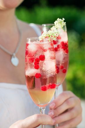 Holunder-Cocktail – Frieda O