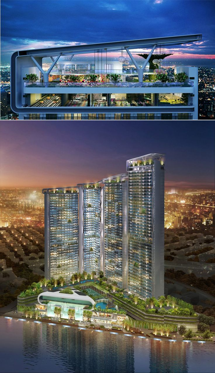 The New Missoni-Designed Luxury Condo Tower in the Philippines