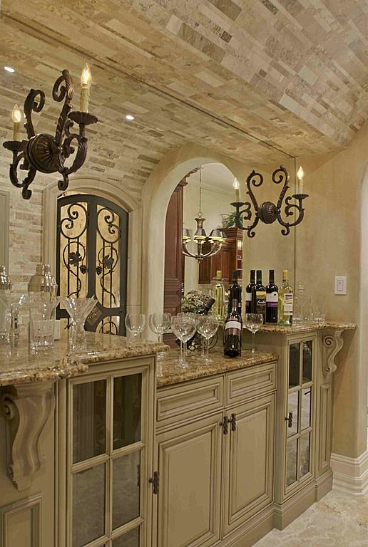 elegant wine bar - Home Wine Bar Design Ideas
