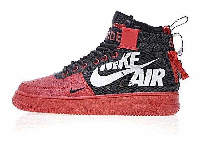 half off 403c3 3068d Nike SF Air Force 1 Mid QS 393 | Sneakers in 2019 | Sneakers nike ...