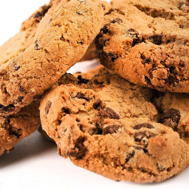 Sušienky s čokoládou