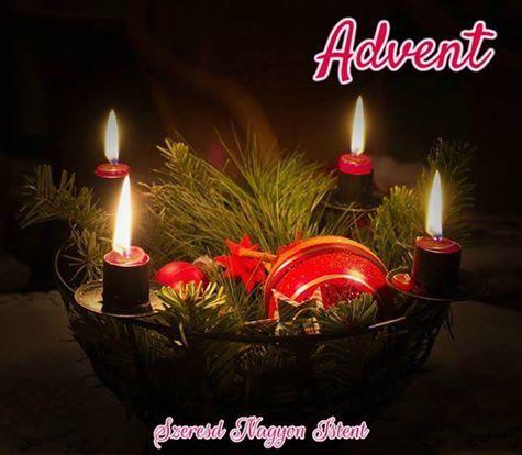 Karácsonyi készülődés: Advent