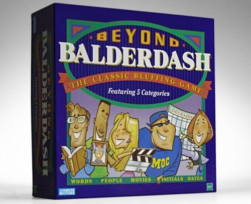 how to play balderdash without the game