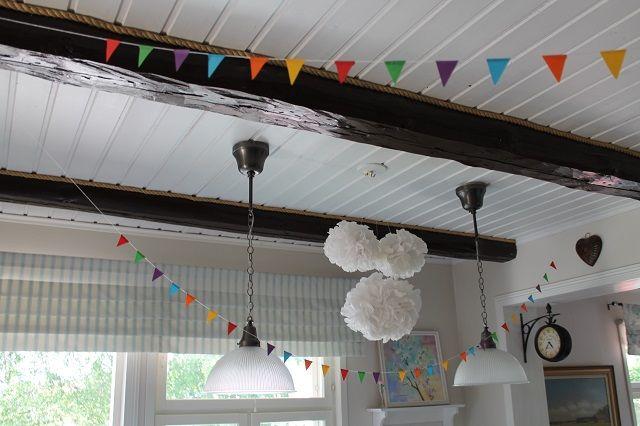Nainen Talossa: Synttäri-ideoita 2-vuotiaan juhlista