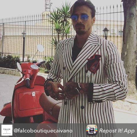 Look firmato #Falcoboutiquecaivano!