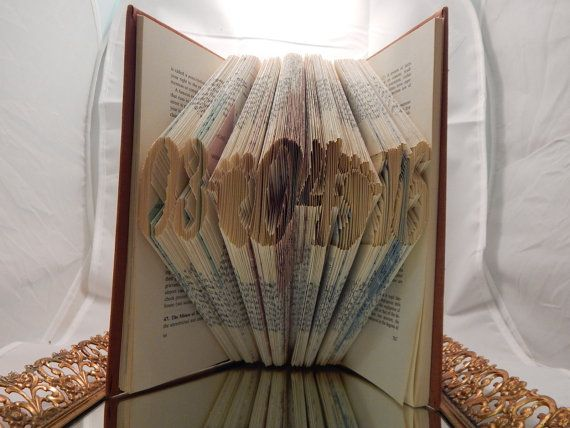 Great baby shower gift!!! Check out this custom folded book art!  Perfect Gift for new Mothers Custom Folded Book Art by elissawhynn