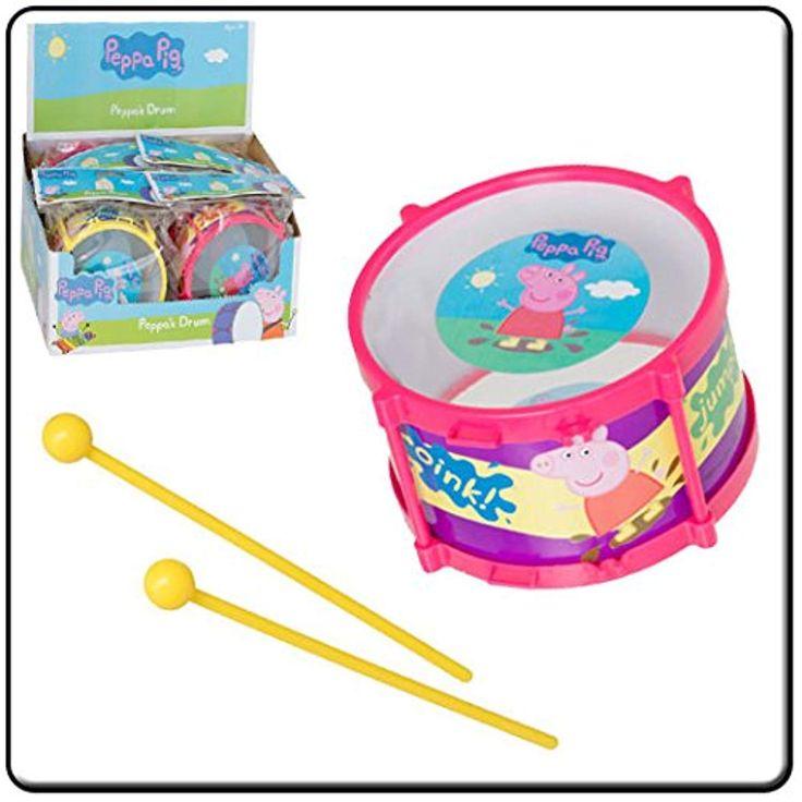 Der Spielzeugtester hat das Peppa Pig Trommel angeschaut und empfiehlt es hier i… – Spielzeugtester