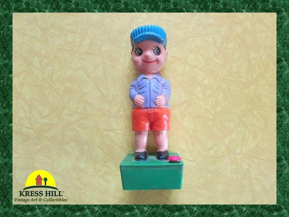 Novelty Toy  Man Peeing Adult Gag Gift  Made by KressHillVintage, $31.00