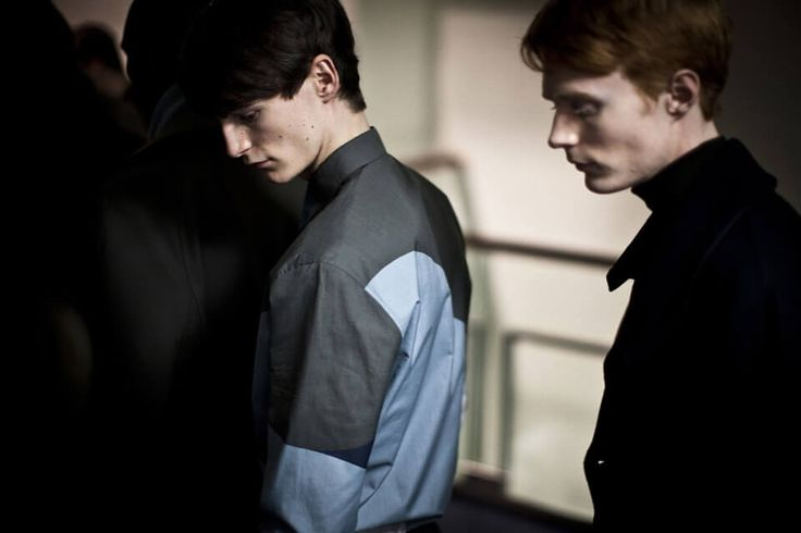 Men's winter 2015 show