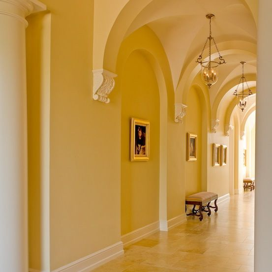Kahn Design Group Ceiling DesignInterior ArchitectureNaples FloridaArchesFeng