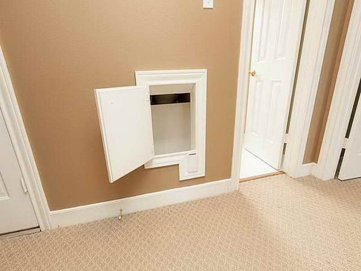 Doors Amp Windows How To Make Laundry Chute Door Installing