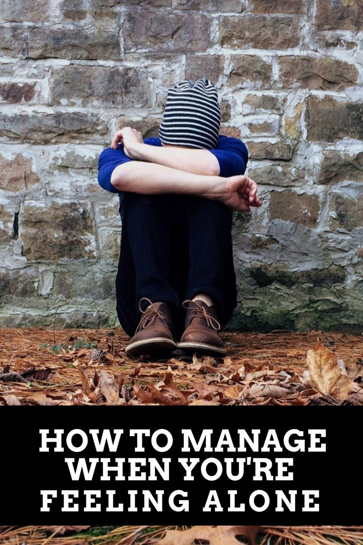How to Manage When You are Feeling Alone – Girl & Tonic