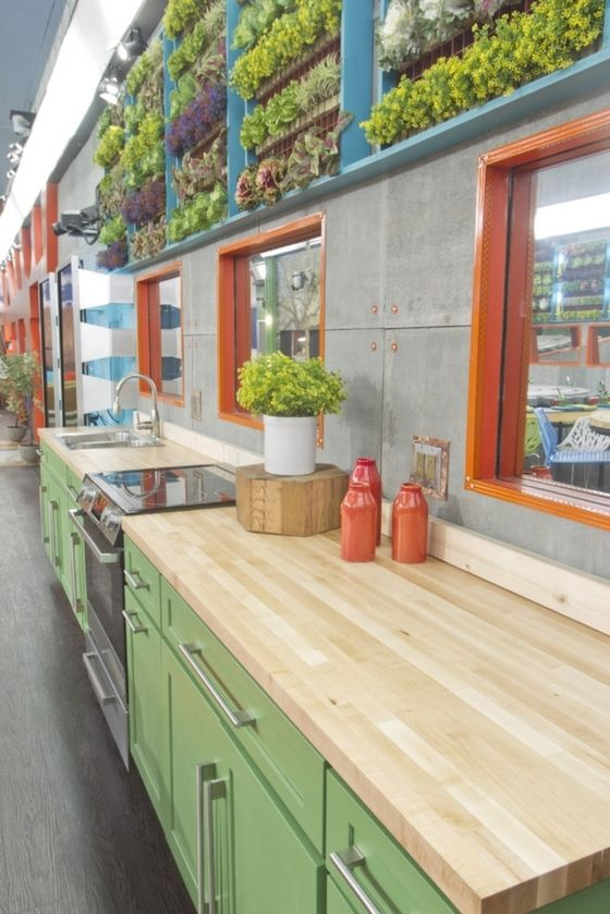 Big Brother Pictures: Big Brother 16 House Pictures Released - 4