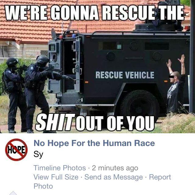 Police Humor!