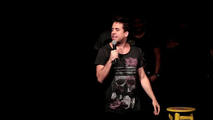 Desafio Comédia Ao Vivo - Depoimento do Lula - Stand Up Comedy
