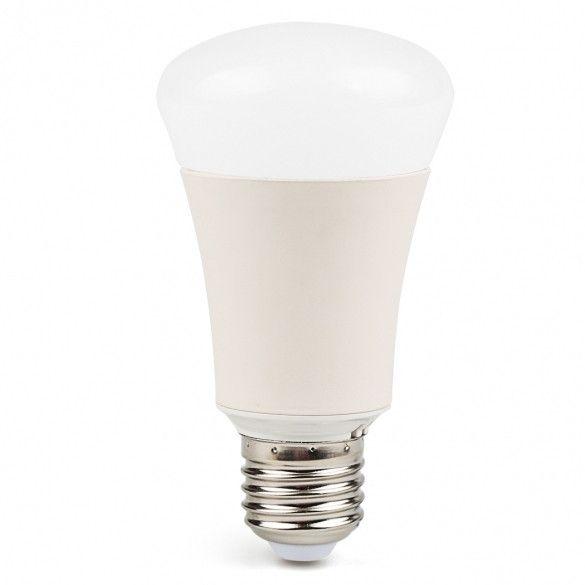 Homdox 1PC LED Smart Personal Wireless Light Bulb RGBW Lighting Changing E27/E26/B22 Bulb