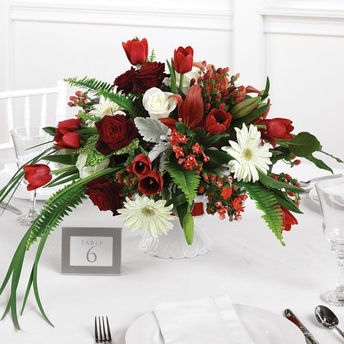 Christmas Wedding Flower Ideas: 39 Best Ideas About Red Wedding & Events On Pinterest