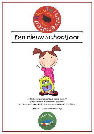 Een nieuw schooljaar