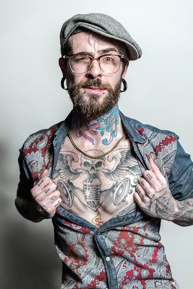 Cool Chest Tattoo Like Hair: Best 78 Neck Tattoos For Men Images On Pinterest