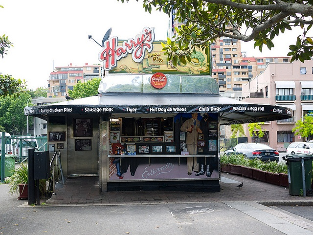 Harry's Cafe de Wheels, Woolloomooloo, Australia