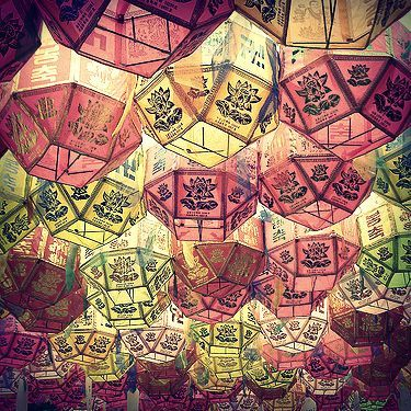 Korean Lanterns 등불