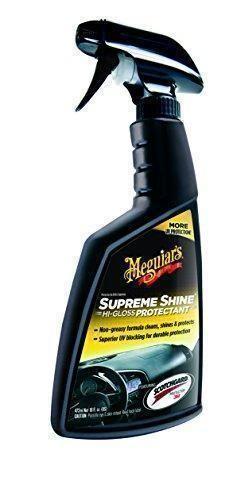 Oferta: 9.71€. Comprar Ofertas de Meguiars Supreme Shine - Producto de limpieza de interiores (450 ml) barato. ¡Mira las ofertas!