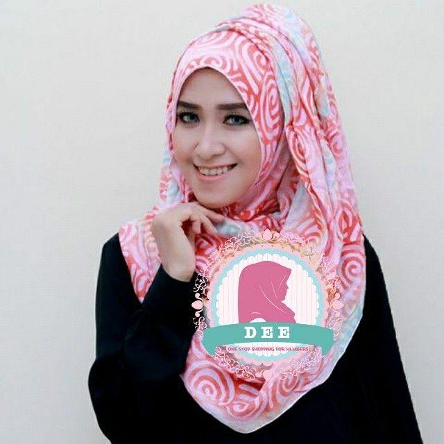 Instant shawl Lolipop Idr 85.000  Order : Line :@deedeestore Whatsapp : +62 85711554413 Www.deedeestore.com