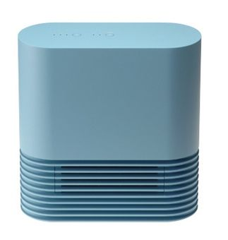 Ceramic Fan Heater by Japanese designer Naoto Fukasaw (Plus Minus Zero)