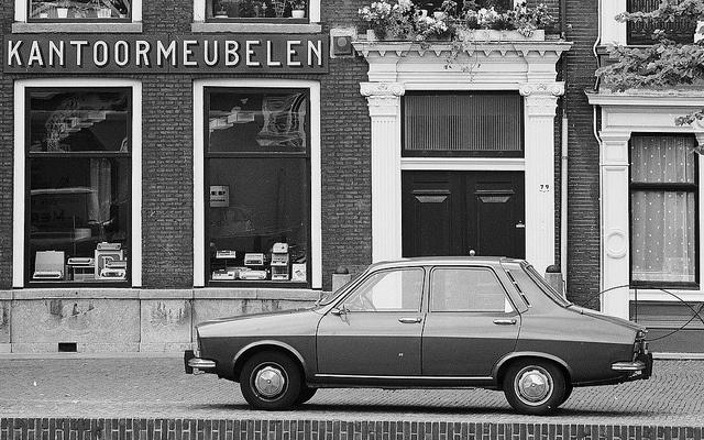 Renault 12 by Michiel V, via Flickr