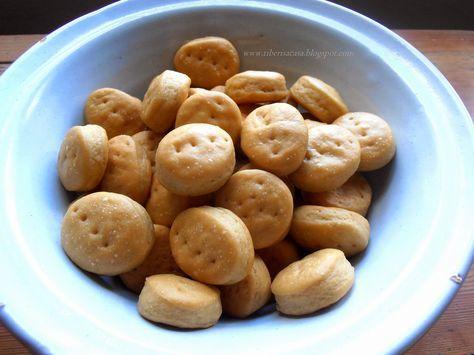 Galletas d'oli , galletas d'Inca , galletas saladas , quelys , quelitas , Tiberis , Menorca .