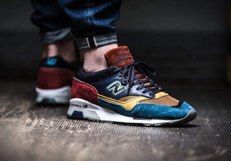 New Balance M1500YP 'Yard Pack' Multicolor (made in England)