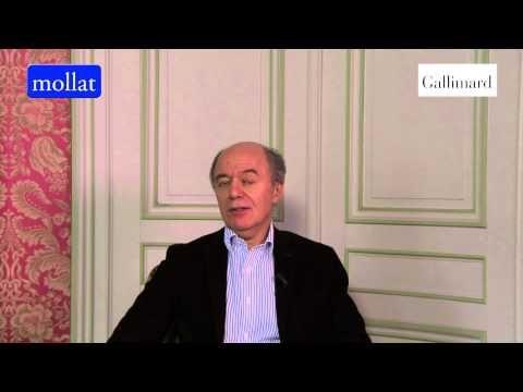 """Pierre Assouline vous présente son ouvrage """"Sigmaringen"""" aux éditions Gallimard. Rentrée littéraire janvier 2014."""