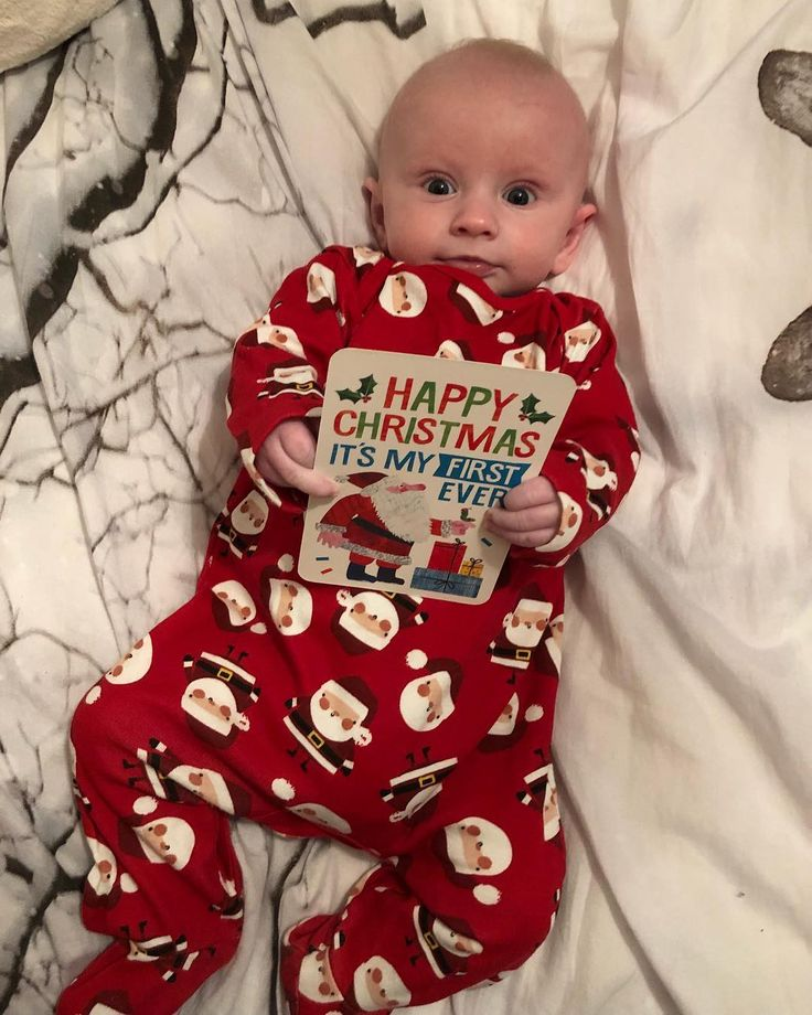 A little late but heres George holding his first Christmas milestone card. Ive never seen a baby so expressive when opening presents. Thank you to everyone who bought George gifts. #christmas #2017 #december #presents #gifts #excited #enjoyment #thegruffalo #milestone #milestonescard #firstchristmas #firstxmas #santa #dadblog #daddyblog #daddyblogger #fatherson #fatherandson #daddy #mommy #nanny #grandad #happy #disney #toystory #work #love #myfamily #family #myworld