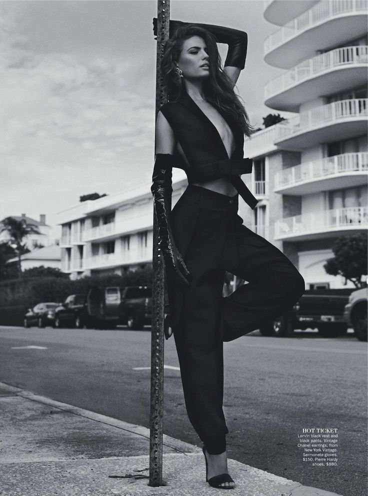 MIAMI HEAT: CAMERON RUSSELL BY BENNY HORNE FOR VOGUE AUSTRALIA FEBRUARY 2013