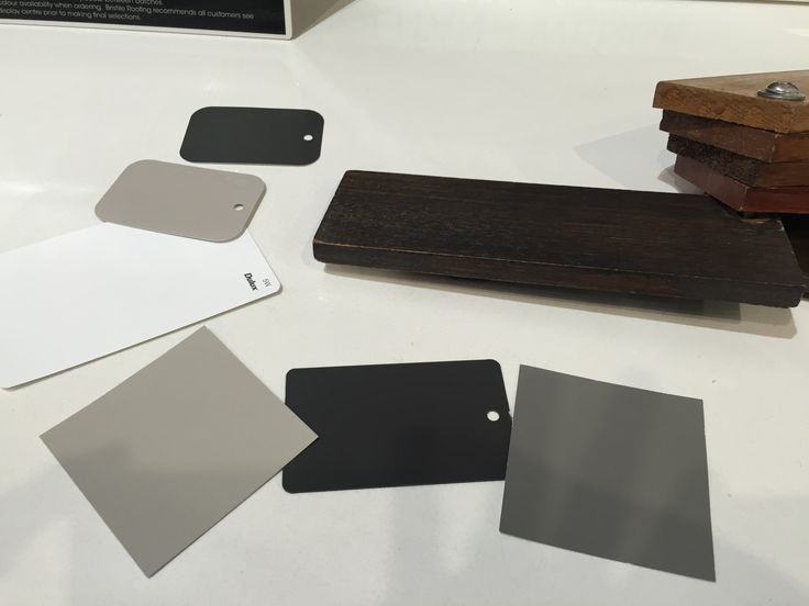 External Colour Scheme Charcoal Wood Dulux Pavingstone