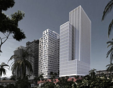 Risco Atelier - Sky Center, Luanda, Angola
